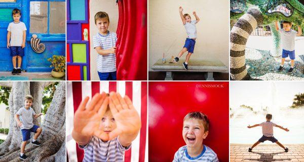 Balboa park family portraits by San Diego photographer Dennis mock