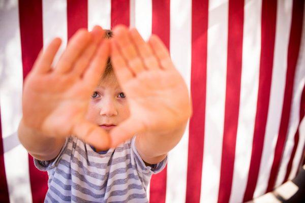Balboa park family photographer documentary style kids . photo Dennis mock