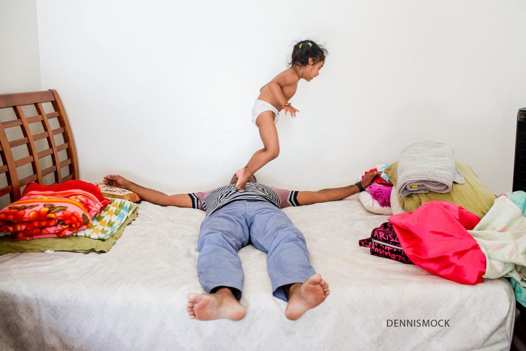 how do you spend your saturdays? San Diego documentary family photographer Dennis Mock would love to tell your story.