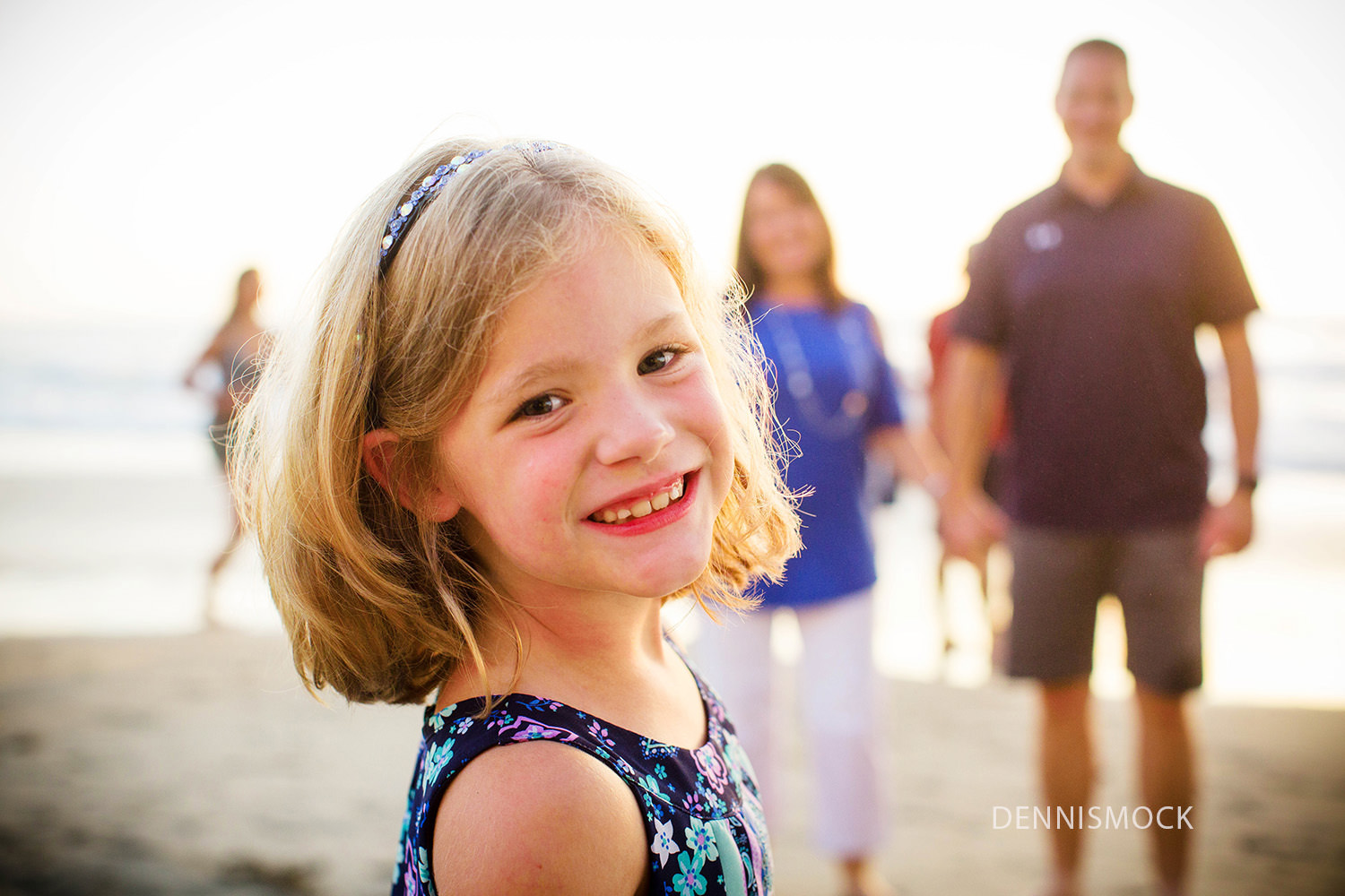 ready to fun at San Diego family beach photography session kids rule