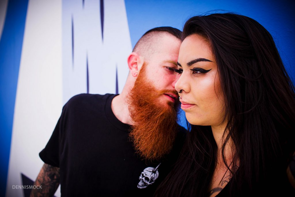 San Diego couples shoot by Dennis mock photographer