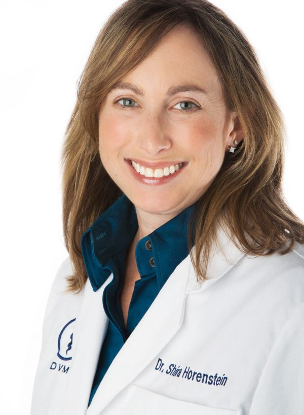 San Diego headshot portrait of doctor at Rancho Bernardo Pet Hospital