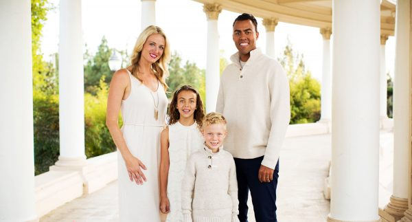 Balboa park family portraits using its grand architecture by San Diego photographer Dennis mock. I've been photographing tis family for years at different San Diego locations .
