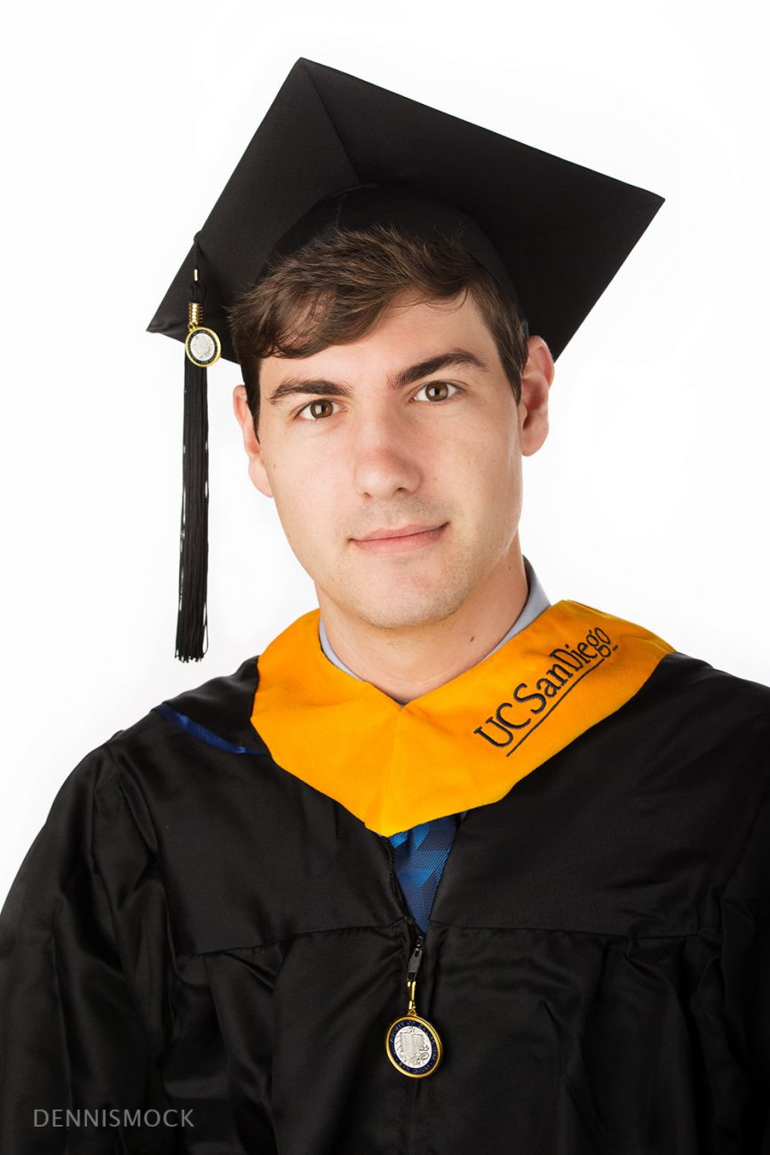 UCSD Grad pictures